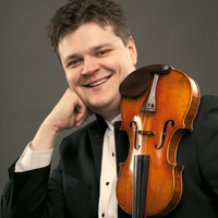 Roman Simovic violin London Symphony Orchestra